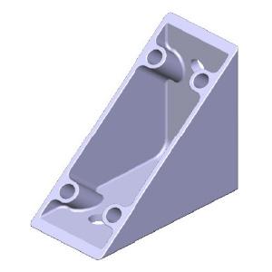 三角连接件